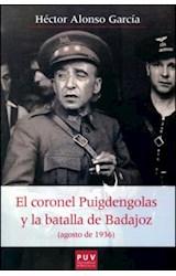 E-book El coronel Puigdengolas y la batalla de Badajoz