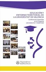 E-book Educación y entorno territorial de la Universitat de València