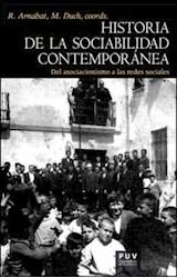 E-book Historia de la sociabilidad contemporánea