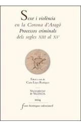 E-book Sexe i violència en la Corona d'Aragó