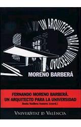 E-book Fernando Moreno Barberá: un arquitecto para la universidad