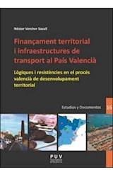 E-book Finançament territorial i infraestructures de transport al País Valencià
