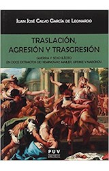 Papel TRASLACION , AGRESION Y TRANSGRESION
