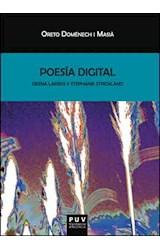 E-book Poesía digital
