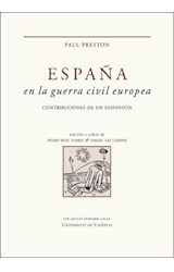 Papel ESPAÑA EN LA GUERRA CIVIL EUROPEA