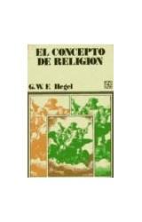 Papel EL CONCEPTO DE LA RELIGION