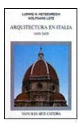 Papel ARQUITECTURA EN ITALIA 1400-1600