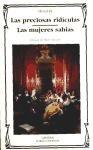 Libro Las Preciosas Ridiculas / Las Mujeres Sabias