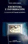 Libro Escritura E Informacion