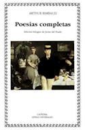 Papel POESIAS COMPLETAS [EDICION BILLINGUE] (LETRAS UNIVERSALES 244)