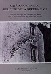 Libro Catalogo General Del Cine De La Guerra Civil