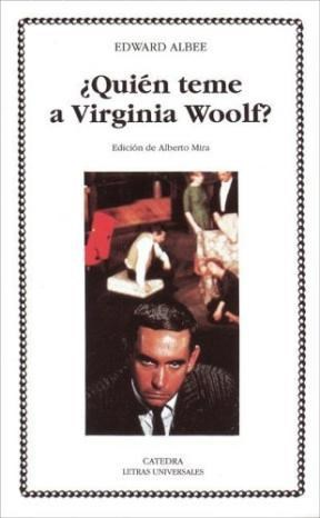 Papel ¿Quién Teme A Virginia Woolf?
