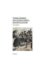 Papel TERRORISMO, NACIONALISMO, PACIFICACION