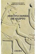 Papel INSTITUCIONES DE EGIPTO
