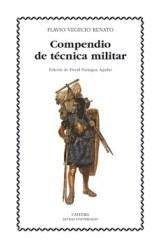 Papel COMPENDIO DE TECNICA MILITAR