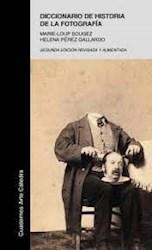 Libro Diccionario De Historia De La Fotografia