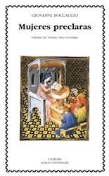 Libro Mujeres Preclaras