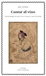 Libro Cantar Al Vino - Edicion Bilingue