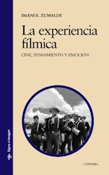 Libro La Experiencia Filmica