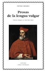 Libro Prosas De La Lengua Vulgar (1470-1547)