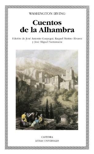 Papel Cuentos De La Alhambra