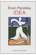 Papel IDEA (CUADERNOS ARTE CATEDRA 51) [CARTONE]