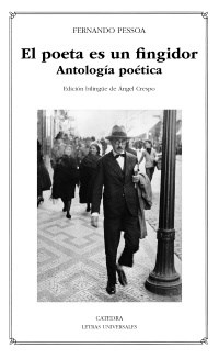Papel El Poeta Es Un Fingidor. Antología Poética