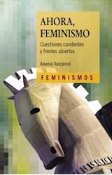 Papel AHORA FEMINISMO
