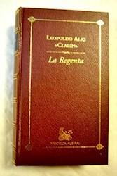 Papel Regenta, La Td Biblioteca Austral