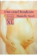 Papel UNA CRUEL BENDICION (LETRA GRANDE XL)