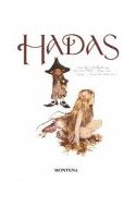 Papel HADAS (ILUSTRACIONES A COLOR) (CARTONE)