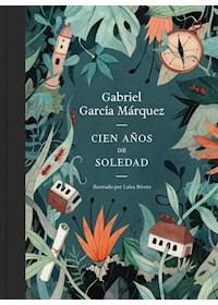 Papel Cien Años De Soledad Ilustrado