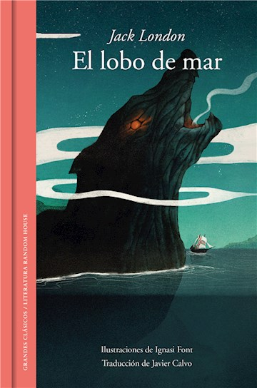 E-book El Lobo De Mar (Edición Ilustrada)