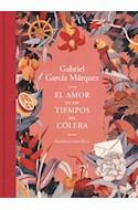 Papel AMOR EN LOS TIEMPOS DEL COLERA (ILUSTRADO) (CARTONE)