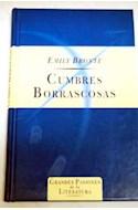 Papel CUMBRES BORRASCOSAS  (CARTONE)
