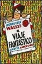 Papel Donde Esta Wally Viaje Fantastico Td