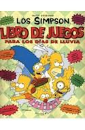 Papel LIBRO DE JUEGOS PARA LOS DIAS DE LLUVIA (LOS SIMPSONS)