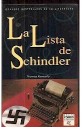 Papel LISTA DE SCHINDLER LA