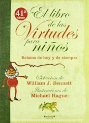Papel Libro De Las Virtudes Para Niños, El