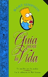 Libro Guia Para La Vida De Bart Simpson
