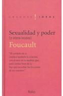Papel SEXUALIDAD Y PODER Y OTROS TEXTOS (COLECCION GRANDES IDEAS) (CARTONE)