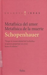 Papel Metafisica Del Amor/ Metafisica De La Muerte