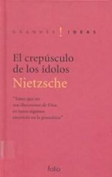 Papel Crepusculo De Los Idolos, El