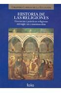 Papel HISTORIA DE LAS RELIGIONES CREENCIAS Y PRACTICAS RELIGIOSAS (TOMO 2) (GRANDES LIBROS DE LA RELIGI