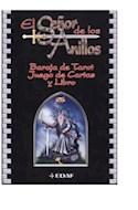 Papel SEÑOR DE LOS ANILLOS BARAJA DE TAROT [CARTAS Y LIBRO] (TABLA DE ESMERALDA)