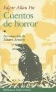 Libro Cuentos De Horror