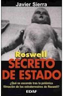 Papel ROSWELL SECRETO DE ESTADO (AL LIMITE)