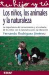 Libro Los Ni/Os Los Animales La Naturaleza