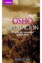 Papel MEDITACION EL ARTE DE RECORDAR QUIEN ERES