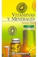 Papel VITAMINAS Y MINERALES (VIDA NATURAL)